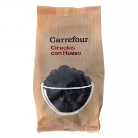 Ciruelas con hueso Carrefour 200 g.