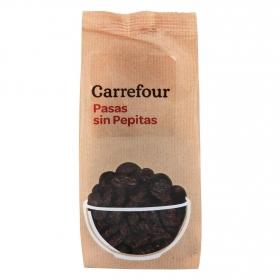 Pasas sin pepitas Carrefour 150 g.
