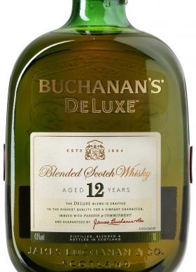 Buchanans Deluxe Whisky