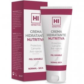 Crema hidratante nutritiva piel sensible Hi Sensitive 50 ml.