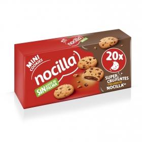 Galletas rellenas con crema de cacao Nocilla sin aceite de palma 160 g.