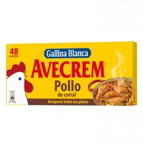 Caldo de pollo Avecrem 48 pastillas
