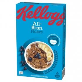 Cereales de trigo integral con salvado de trigo All Bran Kellogg's 500 g.