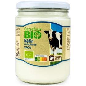 Kéfir de vaca ecológico Carrefour Bio 420 g.