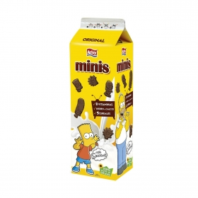 Galletas Mini The Simpson Siro 275 g.