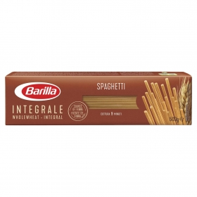 Spaghetti nº5 integral Barilla 500 g.