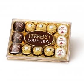 Bombones surtidos Collection Ferrero 15 ud.