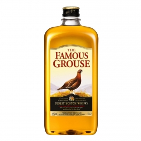 Whisky The Famous Grouse escocés 1 l.