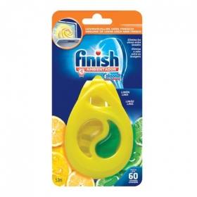 Ambientador de lavavajillas aroma limón Finish 1 ud.