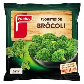 Brócoli Findus 750 g.
