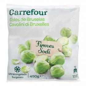 Coles de Bruselas Carrefour 450 g.