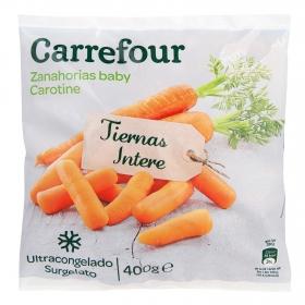 Zanahoria baby Carrefour 400 g.