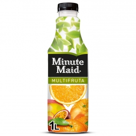 Nectar multifruta Minute Maid botella 1 l.
