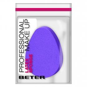 Esponja maquillaje en forma de gota Beter 1 ud.