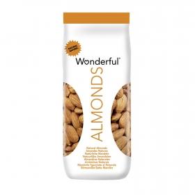 Almendras naturales con piel Wonderful 200 g.