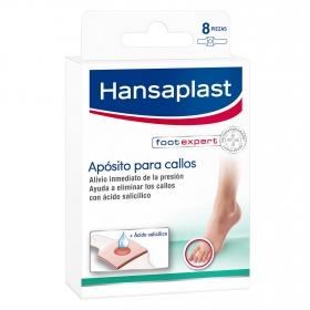 Apósitos para callos Hansaplast 8 ud.