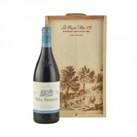 LOTE 66: 2 botellas D.O. Ca. Rioja Viña Ardanza tinto reserva 75 cl.
