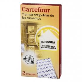 Trampa detectora de polillas de los alimentos Carrefour 1 ud.