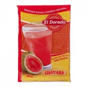 Pulpa de guayaba El Dorado 250 g.