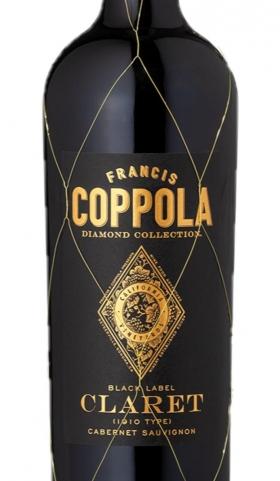 Coppola Diamond Collection Claret Tinto 2017