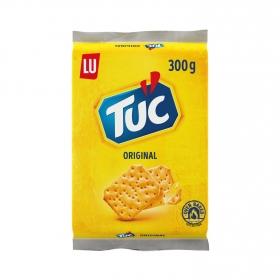 Crackers origina Tuc pack de 3 unidades de 100 g.