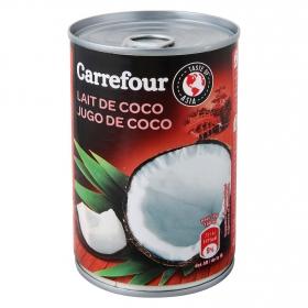 Jugo de coco Carrefour 400 ml.