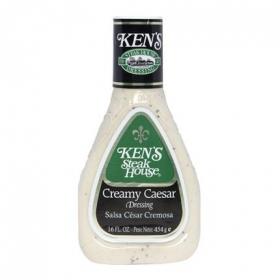 Salsa césar Ken's envase 454 g.