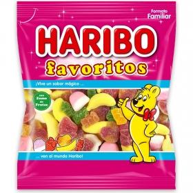 Caramelos de goma Favoritos Haribo 275 g.
