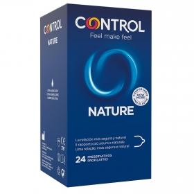 Preservativos Nature Adapta Control 24 ud.