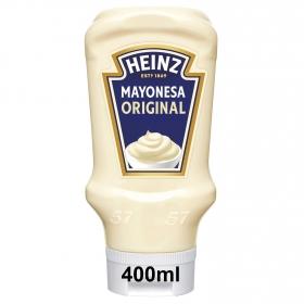 Mayonesa Heinz envase 400 g.