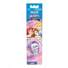 Cepillo dental eléctrico Vitality Dual Clean recambio Oral-B 2 ud.