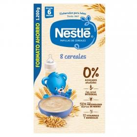 Papilla 8 Cereales Nestlé 1200 gr