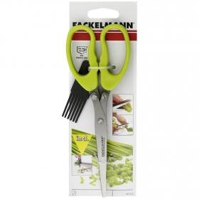 Tijera para Hierbas FACKELMANN Food & More 19,5cm - Verde