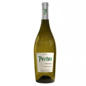 Vino D.O. Rueda blanco verdejo Protos 75 cl.