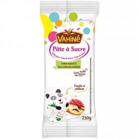 Fondant pasta de azúcar blanco Vahiné 250 g.