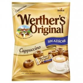 Caramelos sabor capuccino Werther's 90 g.