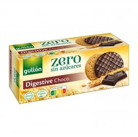 Galletas de chocolate sin azúcares Digestive Gullón 270 g.