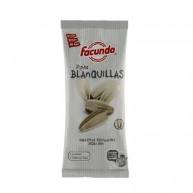 Pipas Blanquillas Facundo sin gluten 150 g.