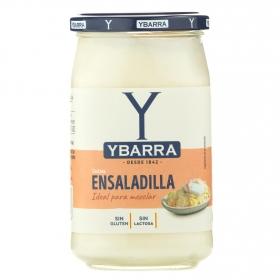 Salsa para ensaladillas Ybarra sin gluten y sin lactosa tarro 450 g.