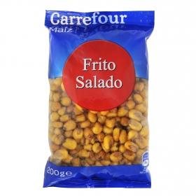 Maíz frito y salado Carrefour 200 g.