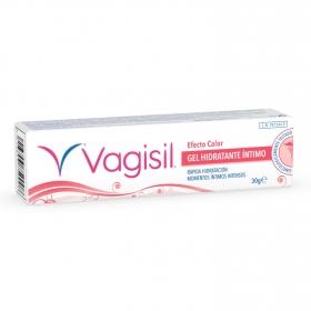 Gel hidratante vaginal efecto calor Vagisil 30 g.