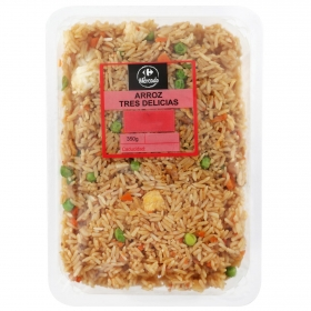 Arroz tres delicias Ta-Tung 350 g