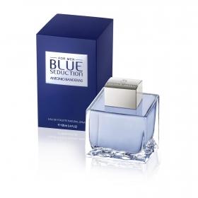 Agua de colonia Blue Seduction Antonio Banderas 100 ml.