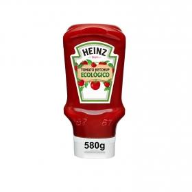 Kétchup ecológico Heinz envase 580 g.