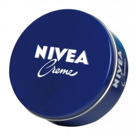 Crema hidratante Nivea 400 ml.