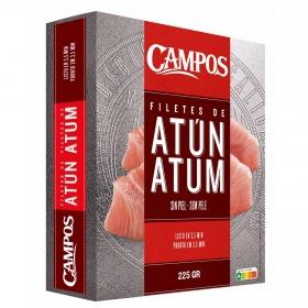 Solomillo de atún Campos 250 g.