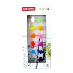 Marcador Vaso Oceano TESCOMA Myglas - Multicolor
