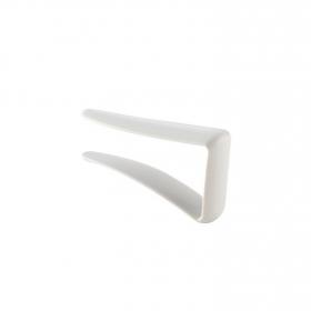 Pinzas Sujetamanteles de Plástico TESCOMA Presto  - Blanco