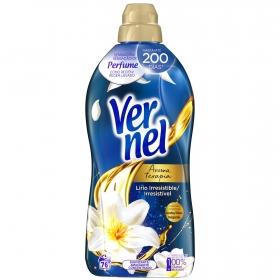 Suavizante concentrado Secretos del Bienestar Vernel 76 lavados.