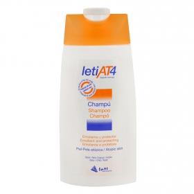 Champú para piel atópica Leti Laboratorios 250 ml.
